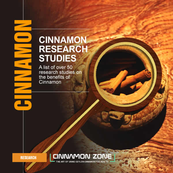 cinnamon research studies